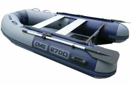 Конструкция лодки «ДМБ Омега 270»