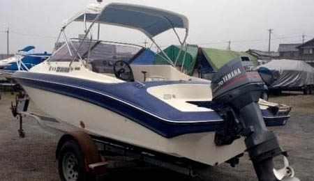 Лодка Ямаха FR 18