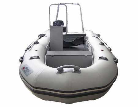 Конструкция лодки «Раптор М-410»