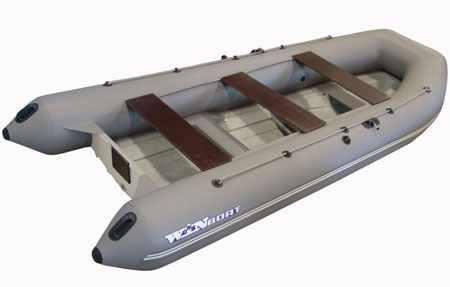 Компоновка лодки-РИБа «WinBoat 430RF Sprint»
