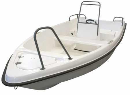 Компоновка лодки «Lokki 410»