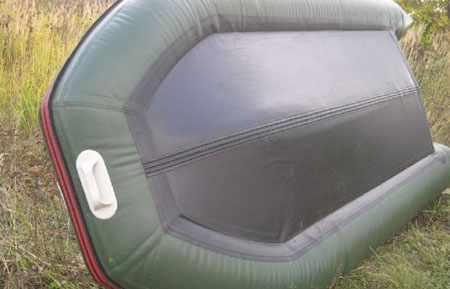 Форма днища надувной лодки «Aqua-Jet ME 360»
