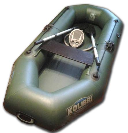 Комплект надувной лодки «Колибри К-230»