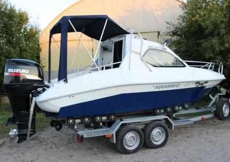 Лодка Pragmatic Sprinter House 610