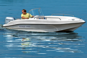 Лодка «Wyatboat-3 open»