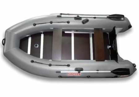 Конструкция надувной лодки «Сапсан 360»