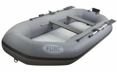 Надувная лодка «Flinc 300 TLA» с палубой air-deck