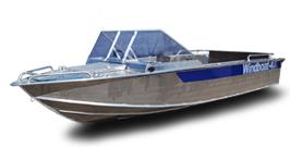 Лодка «Windboat 46Pro»