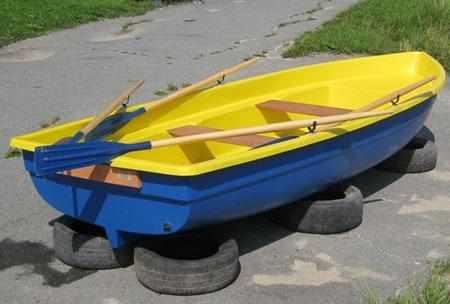Корпус лодки «Тортилла 5»