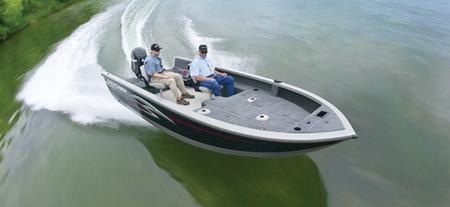 Лодка «Crestliner 1850 Pro Tiller»