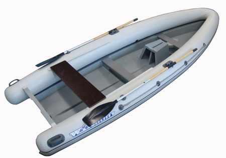 Конструкция швертбота Winboat 460RF Sprint Sail