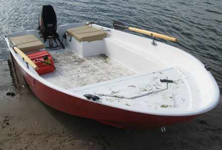Компоновки базовой модели Катран 430