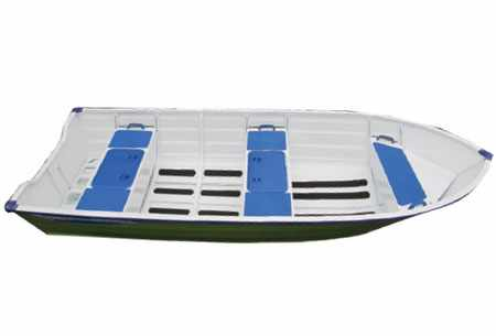 Компоновка лодки «Adventure 410»