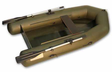 Надувная лодка «Вуд 1,5» с транцем
