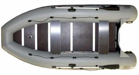 Компоновка базовой версии «Фрегат М 430»