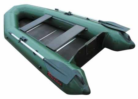 Конструкция надувной лодки «Тайга 320»