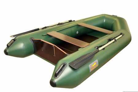 Лодка в комплектации PL