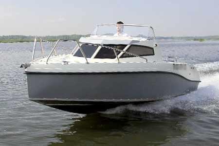 Лодка «Viva Craft VC180HTM»