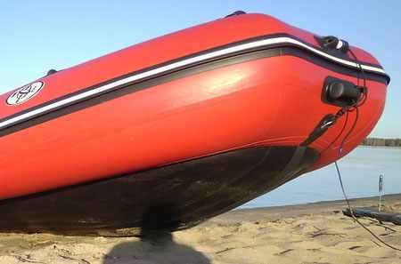 НДНД надувной лодки «КомпАс 450»
