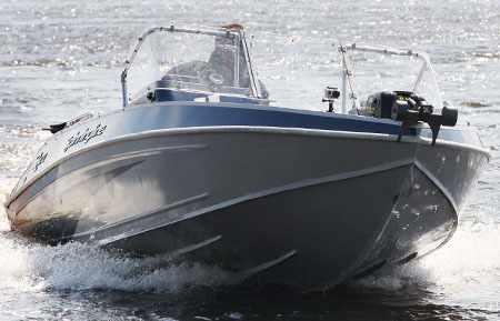Днище лодки «SL 470»