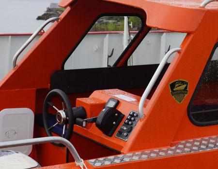 Пост управления лодки «Barents 600 НТ»
