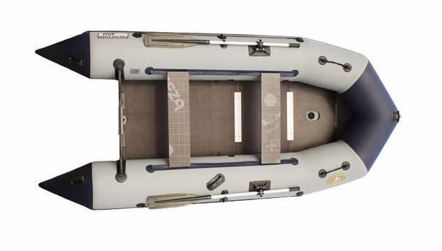 Конструкция надувной лодки «Пилигрим 350»