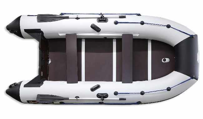 Конструкция надувной лодки «ProfMarine PM 360»