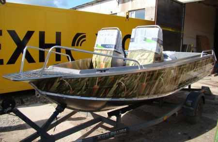 Двухконсольный вариант «Fishline 500»