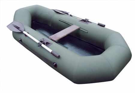 Конструкция надувной лодки «Компакт 220»