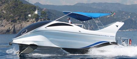 Лодка Looker