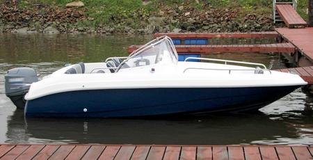 Лодка «Стрелка-М Open»