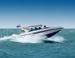 Снижение скорости моторной лодки при волнении