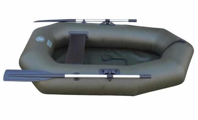 Лодка «Альфа 21» с веслами