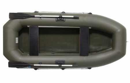 Компоновка надувной ПВХ лодки Камыш 2700
