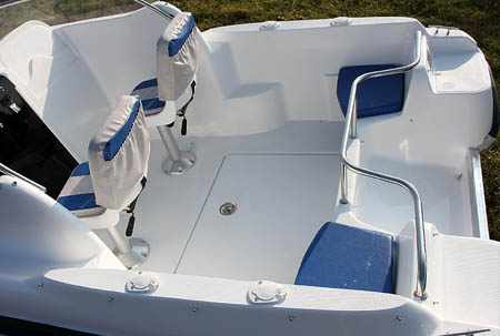 Лодка Бестер 500 Р