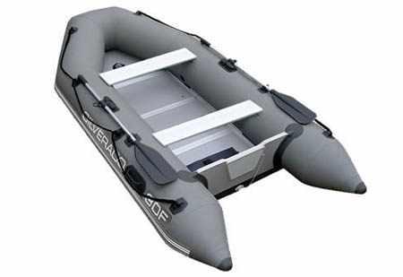 Компоновка лодки «Silverado 30F»