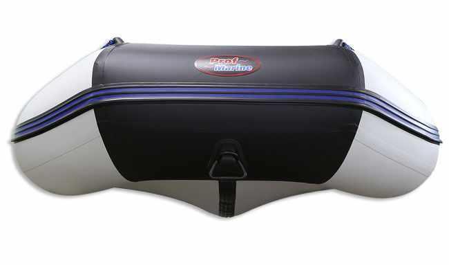 Форма днища надувной лодки «ProfMarine PM 360»