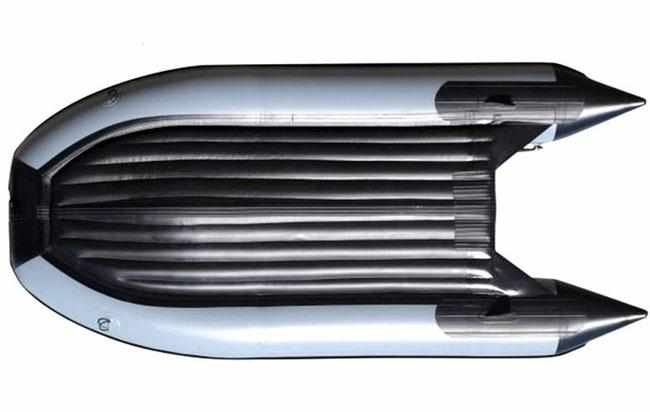 Надувное дно низкого давления на лодке «Golfstream Master ML 330»
