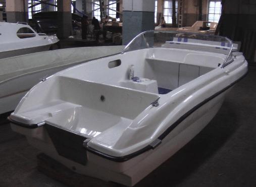 Моторная лодка Нептун 450 фото