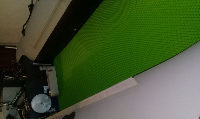 Размеры коврика ЕВА