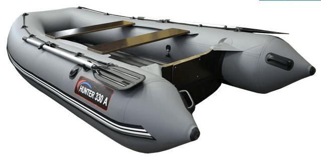 Надувная лодка ПВХ «Хантер 330 А»