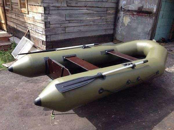 Лодка Лоцман 290 М