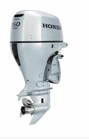 Honda BF 150 подвесной лодочный мотор