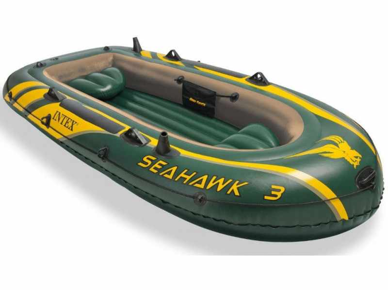 Лодка Intex Seahawk 3