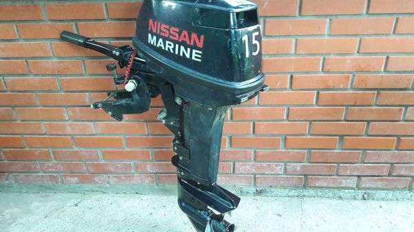 Лодочный мотор Ниссан Марине