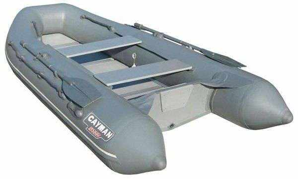 Надувная лодка ПВХ Кайман-330