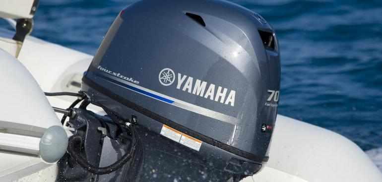 Мотор фирмы Ямаха