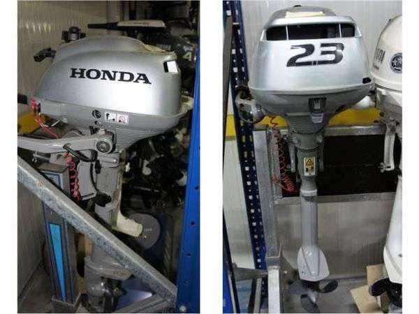 Лодочный мотор Хонда BF 2.3 DK2 SCHU