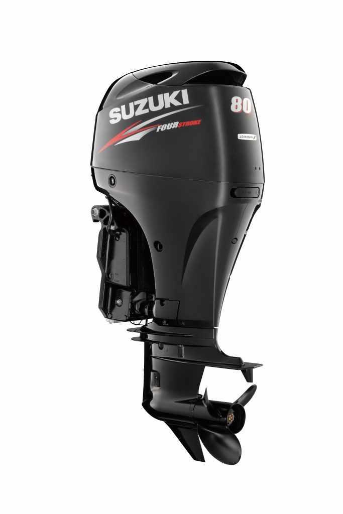 Suzuki DF80ATL подвесной лодочный мотор