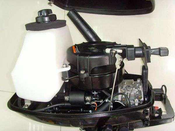 Лодочный мотор Ханкай 6 л. с. (Hangkai)